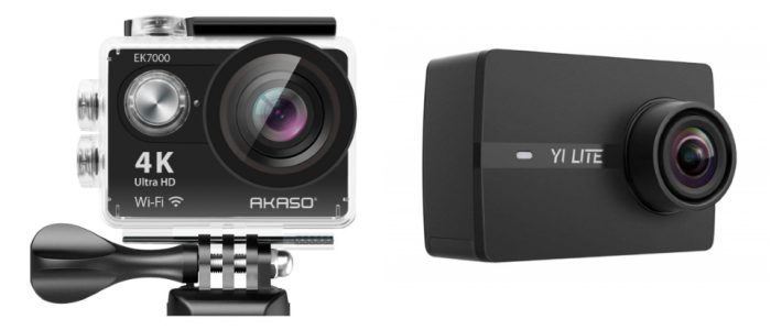 10 Best Cheap Action Cameras 2020 – [ Buyer's Guide ]