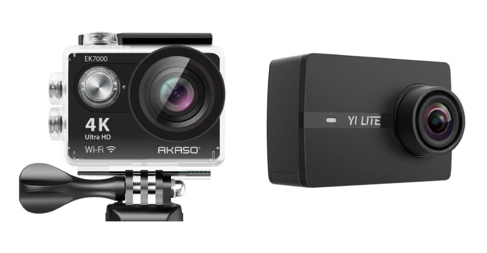 Best Cheap Action Cameras 2020